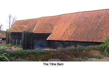 Tithe Barn Little Bookham